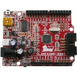 Фото 2/3 OLIMEXINO-328, Отладочная плата форм-фактора Arduino на базе ATMEGA328