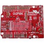 Фото 3/3 OLIMEXINO-328, Отладочная плата форм-фактора Arduino на базе ATMEGA328