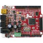 Фото 2/3 OLIMEXINO-STM32,  Отладочная плата в форм-факторе Arduino на базе мк STM32F103RBT6