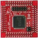 Фото 3/3 MSP430-H5438, Макетная плата с мк MSP430F5438