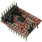 MSP430-HG2231,  Малогабаритная макетная плата на базе MSP430FG2231