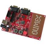 SAM3-P256, Отладочная плата для мк Cortex M3T ATSAM3S4BA