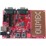 Фото 2/3 SAM3-P256, Отладочная плата для мк Cortex M3T ATSAM3S4BA