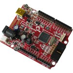 PIC32-PINGUINO, Отладочная плата форм-фактора Arduino на базе PIC32MX440F256H