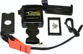 RT3-5601, Ретрактор для инструмента, двухосная клипса на ремень, S/R, блокировка, 340гр./1065мм.