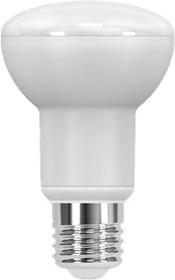 "LED-R63-E27-8W30, Лампа светодиодная ""рефлекторная"" 8Вт,220В,матовая"