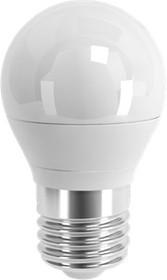 """LED-Sphere-E27-5W40(42), Лампа светодиодная """"шар"""" 5Вт, 220В, матовая"""