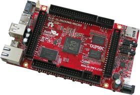 Фото 1/3 A20-OLinuXino- MICRO-e4Gs16M, Одноплатный компьютер на базе процессора Allwinner A20 Dual Core Cortex-A7