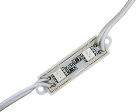 SMD-модуль 2 диода 5050 Классик Миди желтый