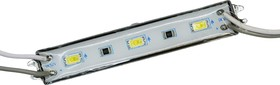 SMD-модуль 3 диода 5630(5730) Классик Стандарт Лонг белый