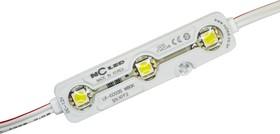 SMD-модуль 3 диода NC ECO3 NEW белый