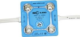 SMD-модуль 4 диода NC ECO4 NEW синий