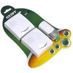 Старт-Дуэт, Звонок беспроводной, 1 кнопка + 2 динамика (25 ...