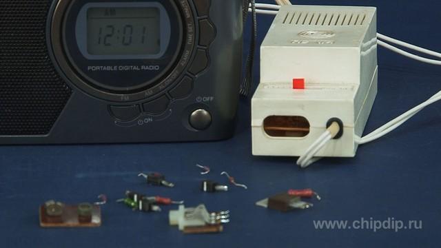 КР142ЕН12А, (LM317T) (06-11г).  Товары, упомянутые в ролике.  ST Microelectronics.