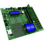 MIKROE-456, BIGAVR6 Development System, Полнофункциональная отладочная плата для изучения МК Atmel AVR