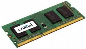 Модуль памяти CRUCIAL CT102464BF160B DDR3L - 8Гб 1600, SO-DIMM, Ret