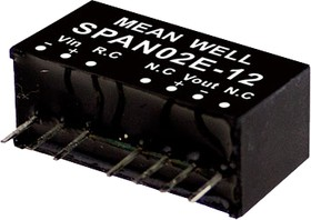 SPAN02C-12, DC/DC преобразователь