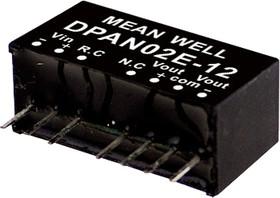 DPAN02B-12, DC/DC преобразователь