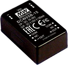 DCW05A-12, DC/DC преобразователь