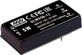 DLW05B-15, DC/DC преобразователь