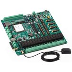 MIKROE-551, AVRPLC16 V6 PLC System, Лабораторный стенд для ...