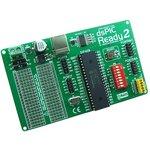 Фото 3/3 MIKROE-450, dsPIC-Ready2 Board, Макетная плата для 40-pin dsPIC c USB