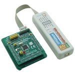 Фото 3/3 ME-EasyARM programming Board, Плата для программирования с сокетами для ARM MCU card