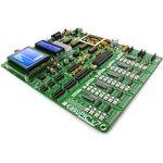 MIKROE-798, EasyPIC v7 Development System, Полнофункциональная отладочная плата для изучения МК PIC