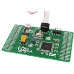 Фото 3/3 MIKROE-580, mikroXMEGA Board, Отладочная плата на базе ATxmega128A1