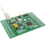 Фото 2/3 MIKROE-580, mikroXMEGA Board, Отладочная плата на базе ATxmega128A1