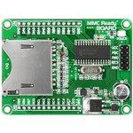 MIKROE-545, MMC Ready Board, Оценочная плата для разработки ...