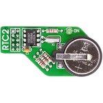 MIKROE-330, RTC2 Board, Плата часов реального времени на базе DS1307