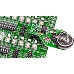 Фото 2/4 MIKROE-330, RTC2 Board, Плата часов реального времени на базе DS1307