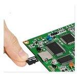 Фото 2/4 MIKROE-762, SmartGLCD 240x128 Board, Плата с дисплеем на базе PIC18F8722 для разработки графических приложений