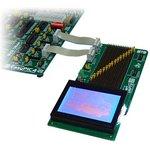 Фото 2/2 MIKROE-207, SmartADAPT2 with GLCD Connector, Макетная плата с разъемом для LCD/GLCD для быстрого конфигурирования 2-х портов