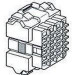 Фото 3/4 207152-1, Корпус разъема, Серия Metrimate, Штекер, 6 вывод(-ов), 5 мм