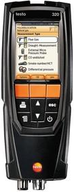 Комплект Testo 330-2 LL NOx BT+мультиметр Testo 760-2 с магнитным креплением, кейс,