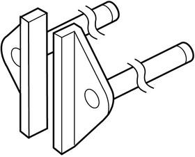 A1390, Cменная головка для термопинцета C1311 HAKKO 950 (4L)