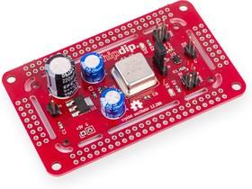 Фото 1/2 DSPO 12.288, Кварцевый генератор 12.288 МГц, стабилизатор напряжения 5В и 3.3В