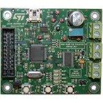 EVAL6472H-DISC, Макетная плата, микроконтроллер STM32F105RB ...