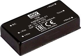 RSDW20G-05, DC/DC преобразователь