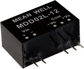 MDD02L-12, DC/DC преобразователь