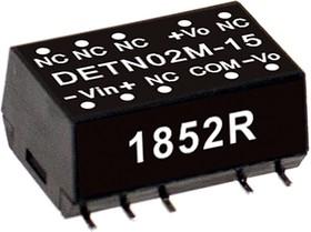 DETN02L-15, DC/DC преобразователь