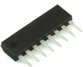 M5230L, Стабилизатор напряжения с регулируемым двуполярным выходом, ± 3В...± 30В, [SIP-8] | купить в розницу и оптом