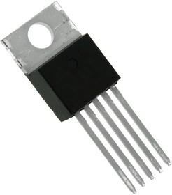Фото 1/3 LM2575HVT-ADJ/NOPB, Импульсный понижающий регулятор напряжения с регулировкой выхода 1.23В…57В, [TO-220-5]