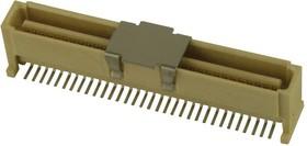 71436-1464, Составной разъем платы, 71436 Series, 64 контакт(-ов), Штекер, 1 мм, Поверхностный Монтаж
