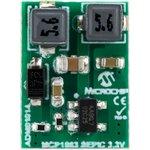 ADM01014, Evaluation Board, MCP1663 SEPIC Mini-Module ...
