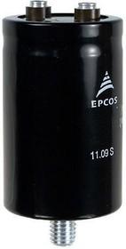 Фото 1/2 ECAP (К50-35), 22000 мкФ, 100 В, Screw Terminals (под винт), B41458B9229M000, 64х105,7, Конденсатор электролитический алюминиевый