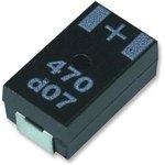 6SW180M, Polymer Aluminium Electrolytic Capacitor, 180 мкФ ...