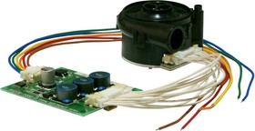 TF037F-2000-P, EVAL KIT, MICRO BLOWER WITH DRIVER